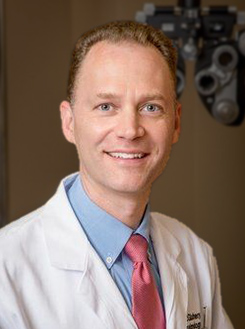 Dr. William McGlathery | Broberg Eye Care in Austin, TX