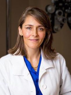 Dr. Ximena de Sabra | Broberg Eye Care in Austin, TX